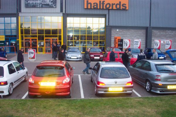 Halfords Cruise